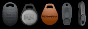Various fob keys