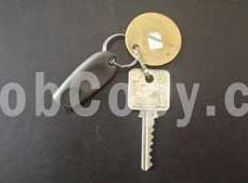 One York Quay Fob with key