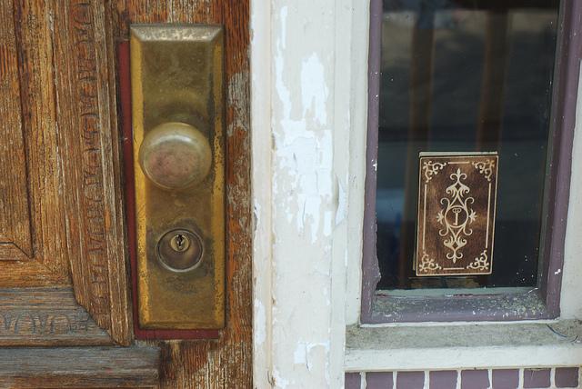 RFID Reader in old home via https://www.flickr.com/photos/xxv/7591955862/